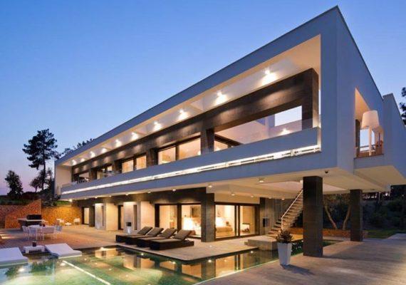 ? Magnifiques maisons…