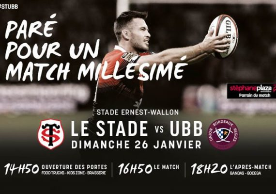 ❤? Respect, engagement, partage, convivialité…. Des valeurs rugby partagées par les agences Stéphane Plaza Immobilier Grand Toulouse