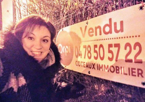 Chaussan – Jolie maison vendue à un charmant p'tit couple , Justine et Jocelyn.?❤️??