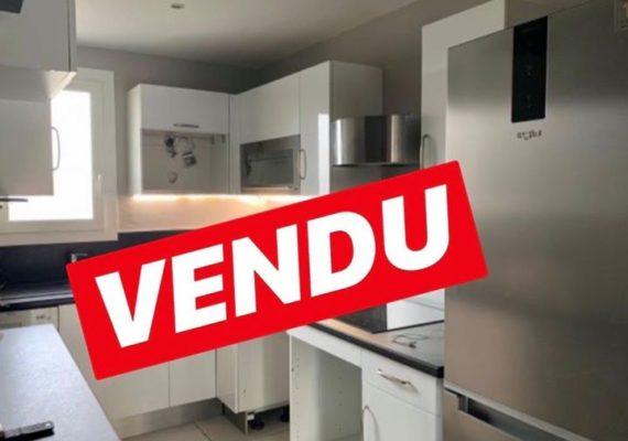 Appartement vendu en 2 jours par Grazi Immobilier !!