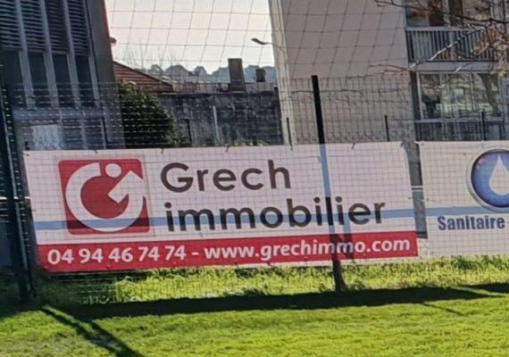Grech immobilier soutient le Rcvrgp pour la saison 2019-2020 ? Nous vous souhaitons de belles réussites pour cette année ?