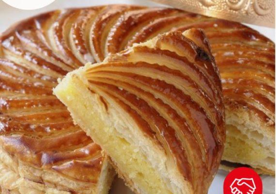 Aujourd'hui, régalez-vous en prenant une bonne galette des rois ? à #Toulouse vous aurez le choix !