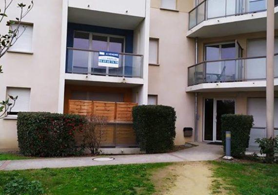 Appartement T2 de 38m2 109.000€ Croix Daurade.
