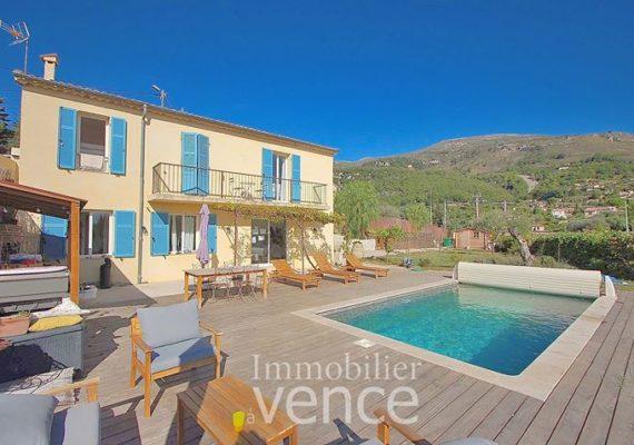 Villa I Tourrettes sur Loup I 445 000 euros l
