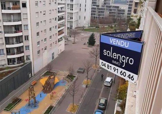 Nouvelle vente cette fois-ci sur le 8ème arrondissement de Lyon, au 6 rue Audibert et Lavirotte ?