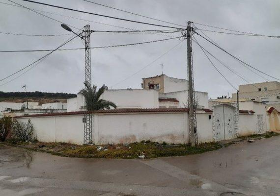 agence bochra met en vente une grande maison a حي اليمامة شهادة ملكية فردية