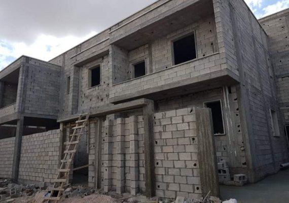 🏠فيلا عظم في حي قطر سابقآ حي الشهداء