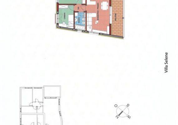 Bolzano, via Malles, casa clima A-nature, ottime finiture, inizio lavori, trilocale al secondo piano, Euro 355.000.-+ Iva