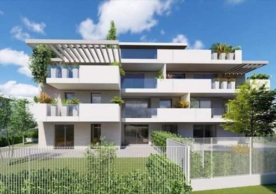 Bolzano, via Monte Tondo: Villa Martina, esclusivi appartamenti trilocali e quadrilocali in vendita. Consegna fine 2021.