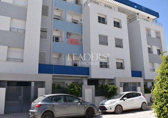 #LEADERS_IMMO vous offre un superbe #appartement S+2 dans un emplacement idéale a #Boumhal