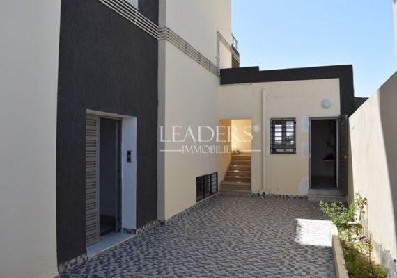 A Vendre Chez #Leaders_Immo vous offre un magnifique appartement S+2 avec une belle vue sur mer à #Borj_Cedria 🔥🤩🧜♂️
