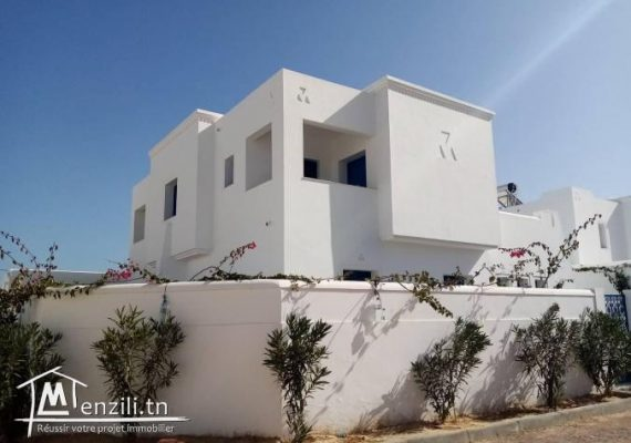 une villa moderne de style traditionnel de 359 m² a vendre à Djerba Midoun 🏖❤️