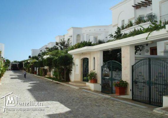 Somptuseuse villa vue sur golf dans zone touristique d'Edkhila à Monastir.🏖🥳🤩