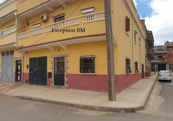 L'agence immobilière Exception met une villa à vendre d'une superficie de 175 m2 à MONADOR