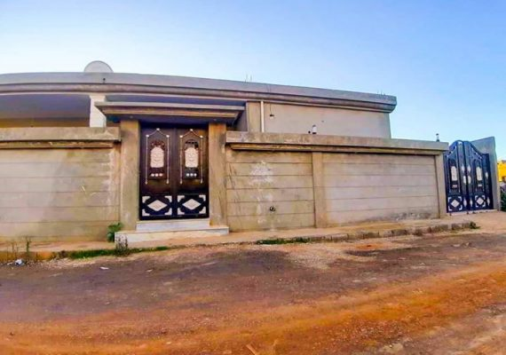 #منزل للبيع بمخطط فاطمة الزهراء ( المرج)