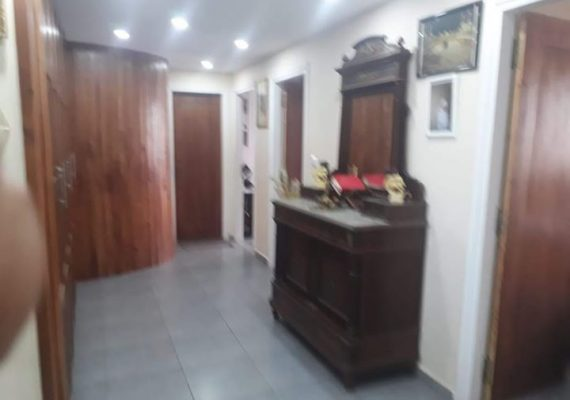Vend appartement de type F4 à Bab Ali