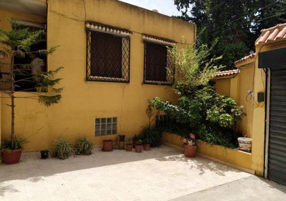 Agence immobilière salwa met en location un F2 niveau de villa a bikhadem djnane el afia axé facile aoutouroute convient uniquement pour un couple libre le 1 juillet