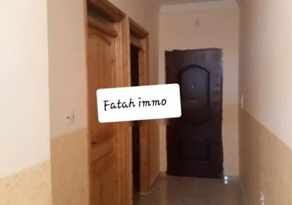 Location un appartement type f3 au 3 ème étage à taghezouyth a côté de la mosqué
