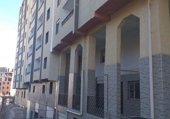 AISSAT Promotion met à votre disposition plusieurs types d'appartements en vente F3 et F4 avec acte notarié, au niveau de FOES Boumerdes