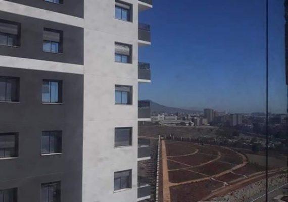 Notre residence l'Emir 128logements promotionnels, deux tours R+16 avec 4 niveaux sous-sol ,se singularise par un emplacement strategique vue sur Mer offrant tout le bien etre 🧘♀️ des appartements de types 3 et de types 4 du haut standing .
