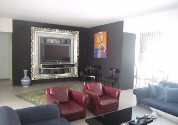 S+3 meublé de 200m² avec jardin – Golden Tulip