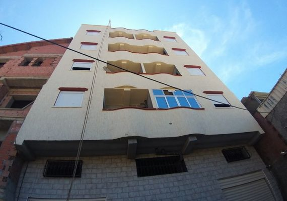 شقق نصف جاهزة ببرج الكيفان 🏘 بالجزائر العاصمة