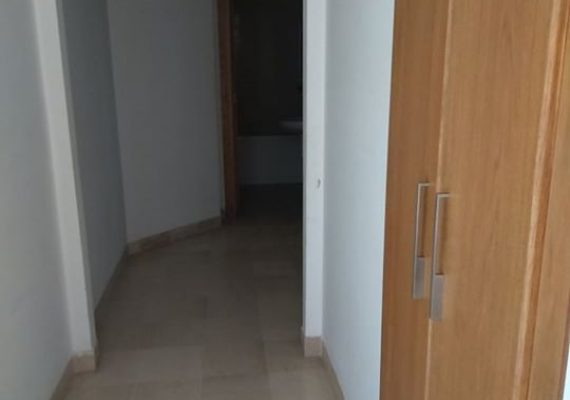 la goulette immobilière vous propose a louer un appartement s+2 au RDC à Ain Zaghouane
