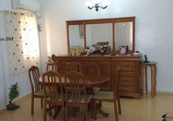 L'agence immobilière Exception met en vente un appartement F3 ,1er étage à salamandre