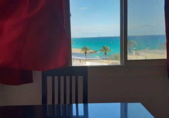A Vendre: Appartement S+2 vue sur mer- Centre ville Mahdia
