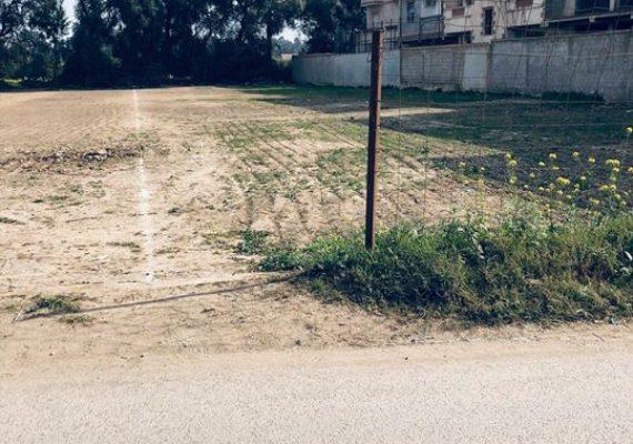 Nous mettons en vente des terrains urbanisés, situés au centre-ville de la localité d'Ouled Chebel près de Birtouta Wilaya d' Alger, une commune rurale et paisible au centre de la Mitidja.