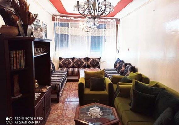 L'agence Zaki-Confort met en vente un appartement de type F4 au 3ème étage situé à imama -Tlemcen