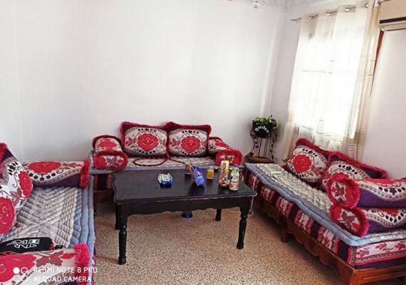 L'agence Zaki-Confort met en #Location un très beau appartement F3 #équipé dans un bloc sécurisé à chetouane -Tlemcen.