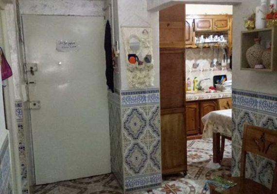 Notre agence » EL YANIS» met en vente un appartement F3 de 68m² au 2ém etage situé a la cité matri de remchi