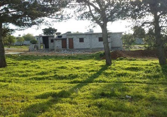 الغرض رقم (197) منزل عظم للبيع في شحات (البقارة )
