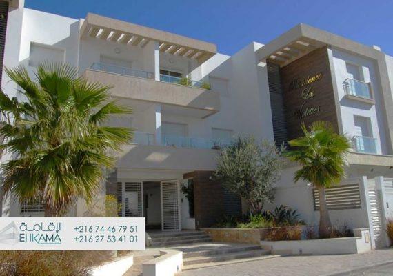El-Ikama vend directement des appartements S+3 neufs et haut standing✨ à la Soukra.