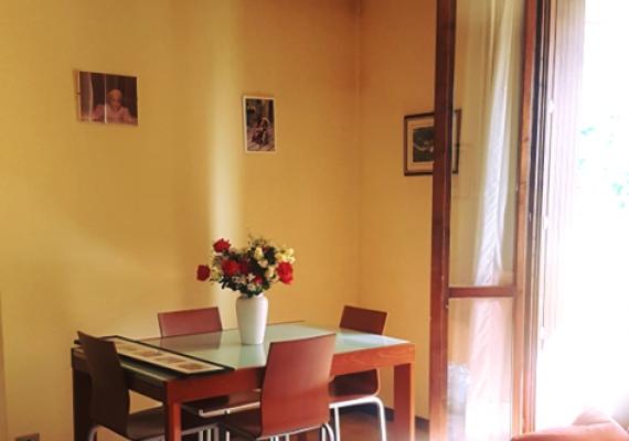 OCCASIONE IN CENTRO: appartamento completamente arredato, libero subito €. 90.000