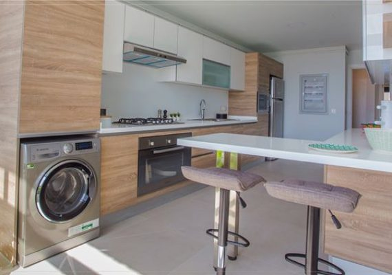 Des appartements spacieux et fonctionnels