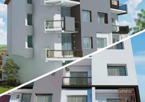 Vous êtes à la prospection d'un logement neuf de type F3 de haut standing avec des facilitées d'acquisition ????