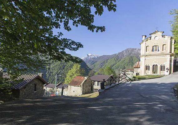 Villaggio Montano a Sant'Anna di Prea