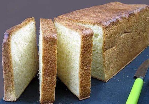base de pain de mie classique