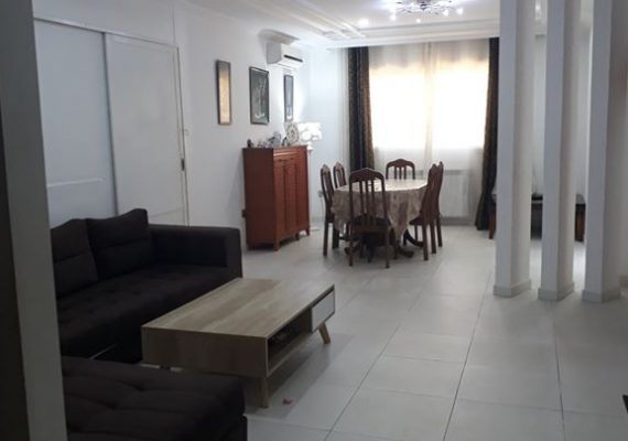 Vente appartement F7 – Oued roumane –