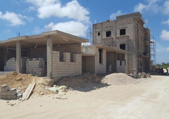 #للبيع شقة عظم في فينيسيا نهاية شارع عبدالصمد علي اليمين جهة الفيلات…