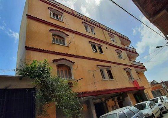 📌عمارة بواجهتين ب 11 شقة » عقد ملكية + دفتر عقاري +رخصة بناء 4 «📌