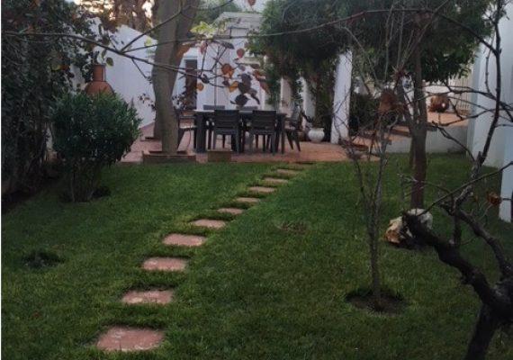 A vendre une villa jumelée de 532m² au quartier lot annakhla californie