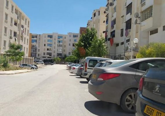 GALLILOU IMMOBILIER met en Vente un appartement f3 situé à nouvelle ville UV 17 Constantine promoteur dembri