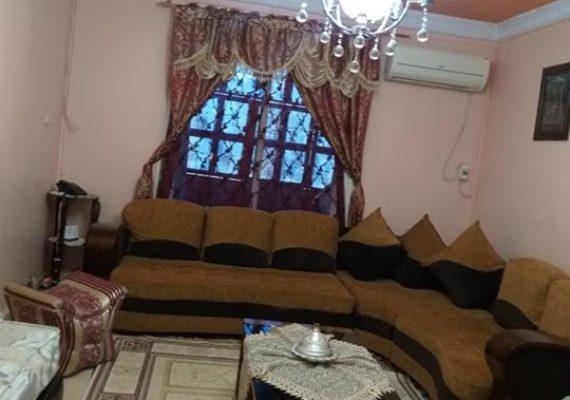 L'agence GALLILOU IMMOBILIER met en Vente un appartement f3 situé à cité 1200 el khroub Constantine 3 étage acte final