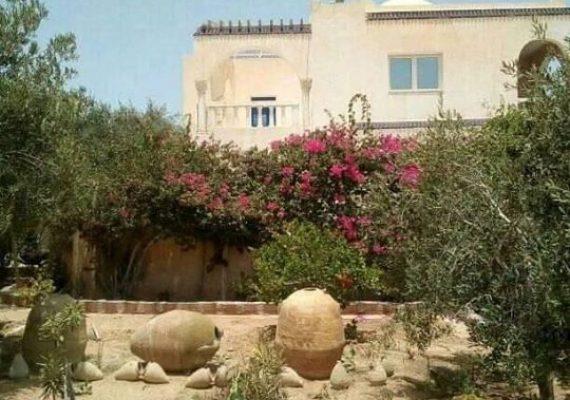 Amis vacanciers bonjour de Djerba la douce
