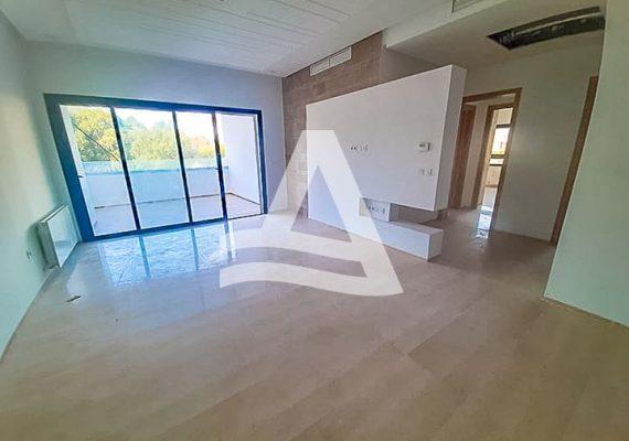 #Arcane_immobilière vous propose la #Vente d'un Appartement S+2 d'une superficie de 143 m² aux #Jardin_de_Carthage🇹🇳