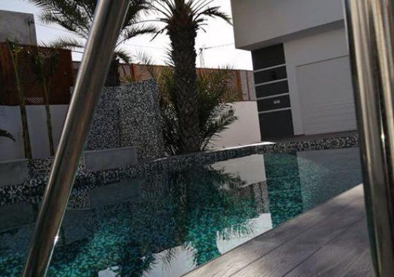 Location de la villa Aaliyah avec piscine sans vis à vis plus que quel que disponibilité