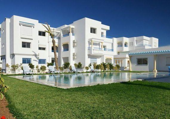 A vendre S+3 de 162 m² – Zone Touristique